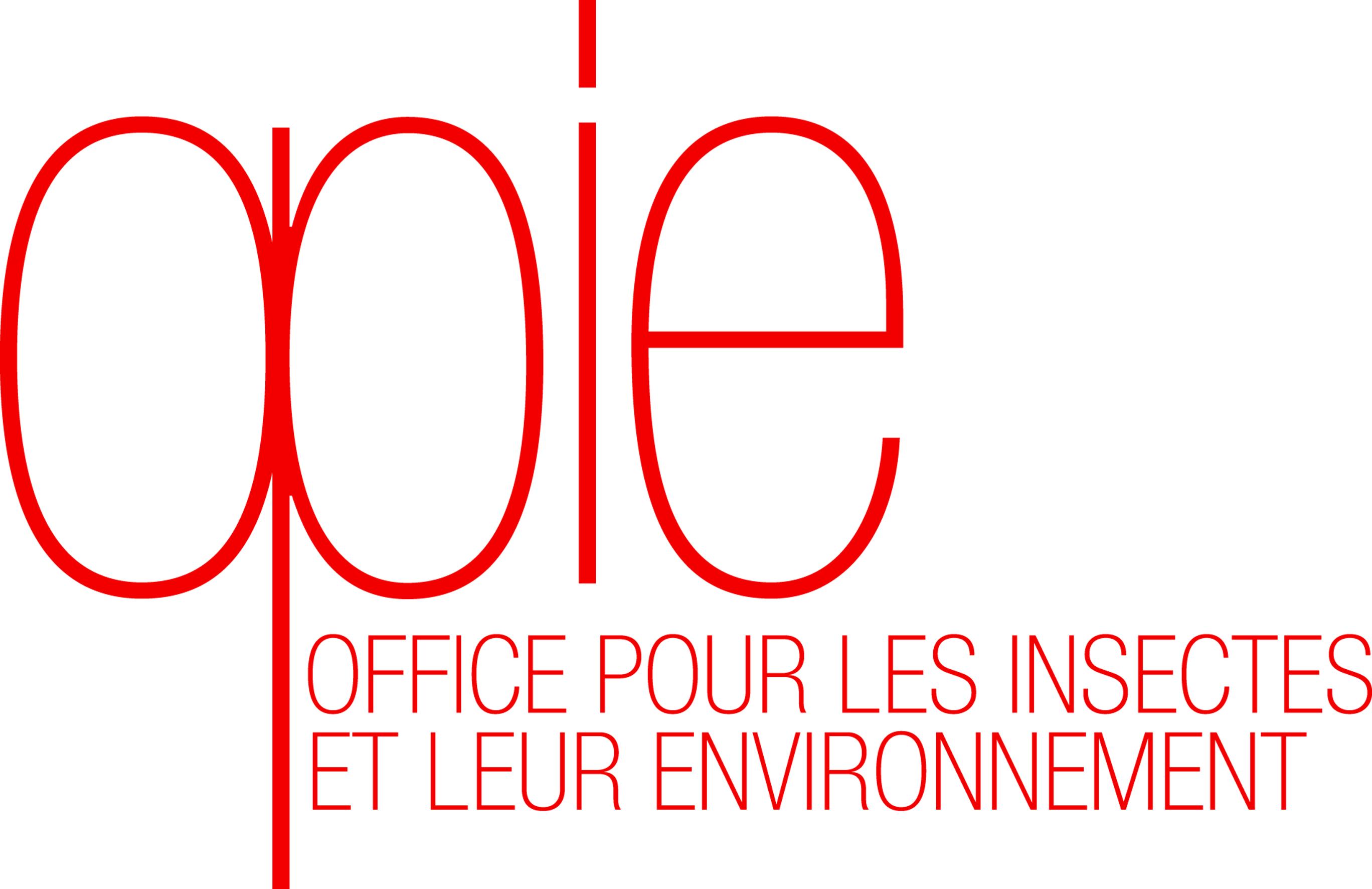 logo Office pour les insectes et leur environnement